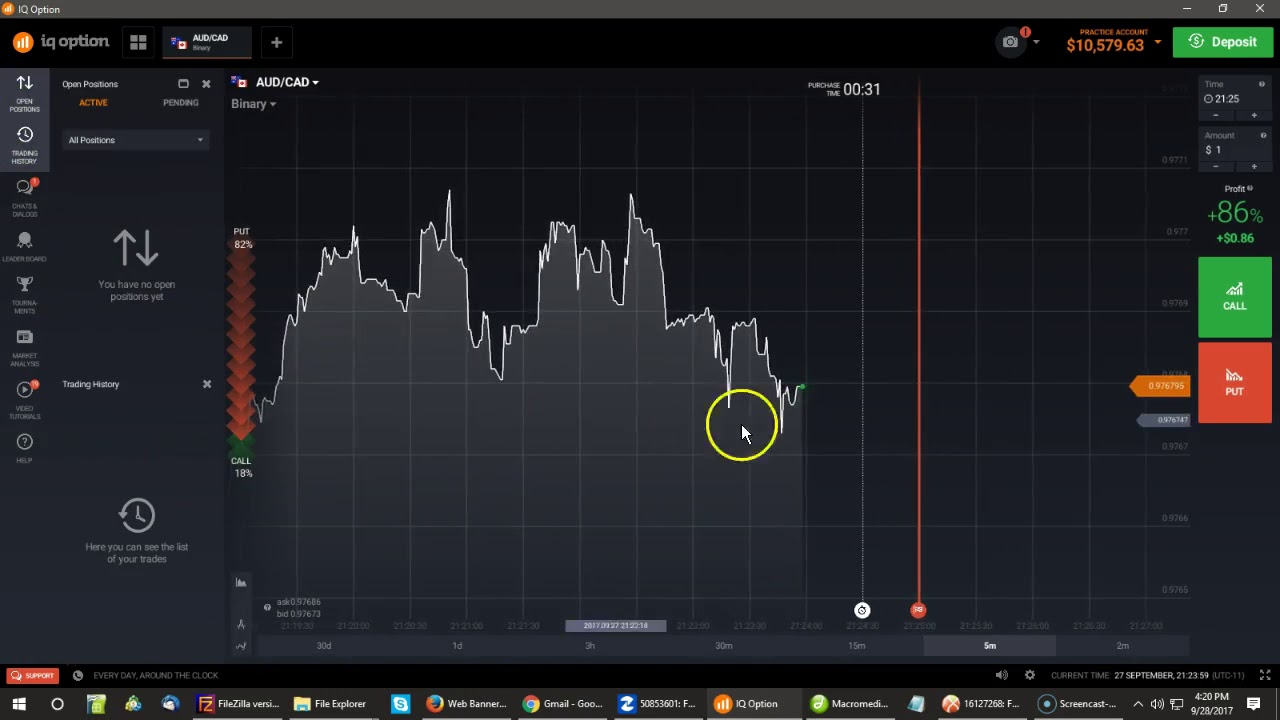 iq opties metatrader