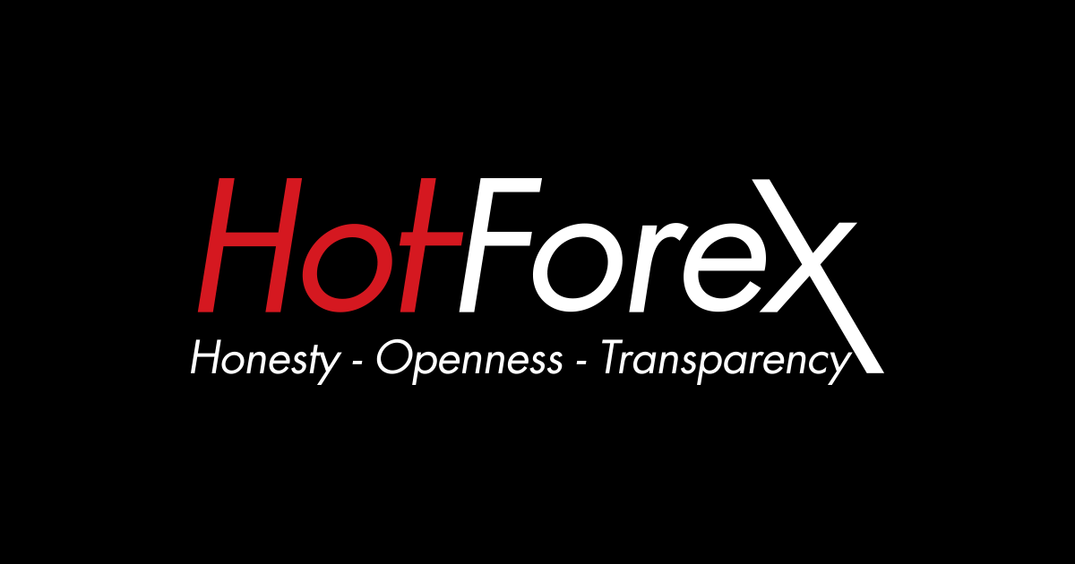 hotforex live account registratie